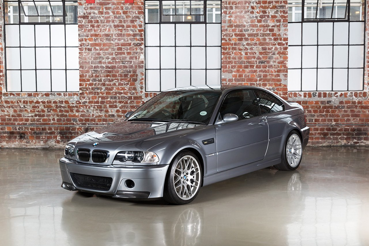 BMW M3 CSL - Only 9550 Km - Sold