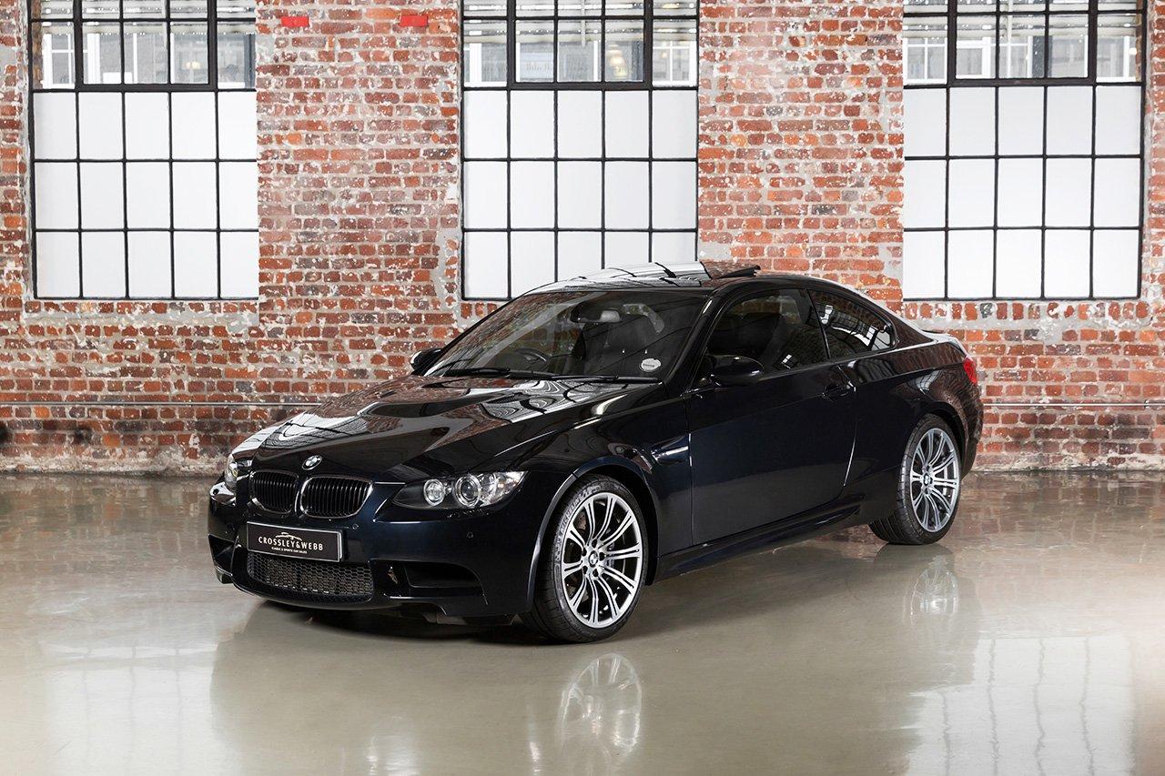 BMW M3 E92 Coupe DCT