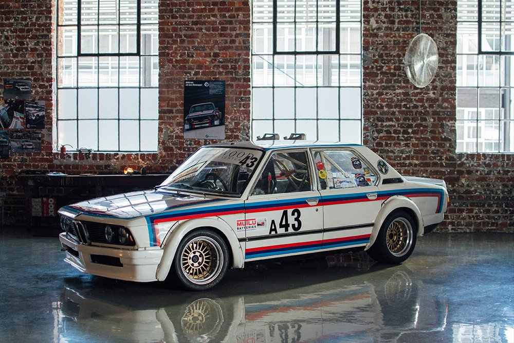 BMW Motorsport Heritage Collection - BTS