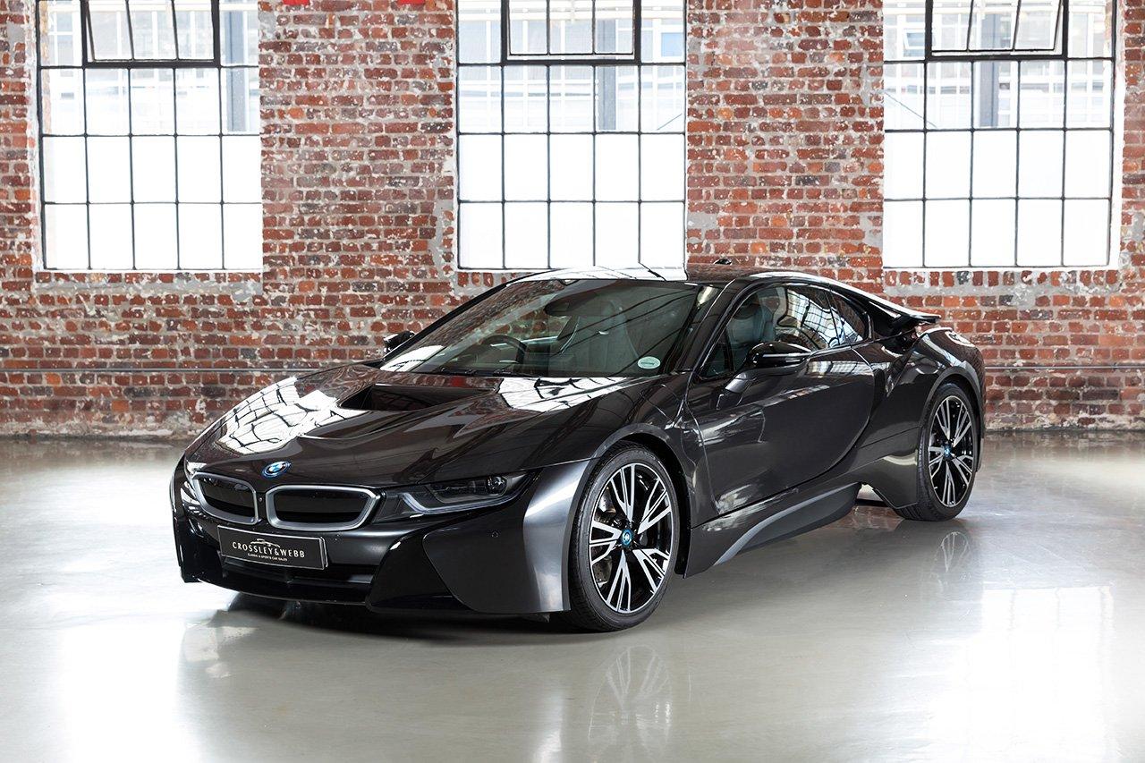 BMW I8 - 4750Km