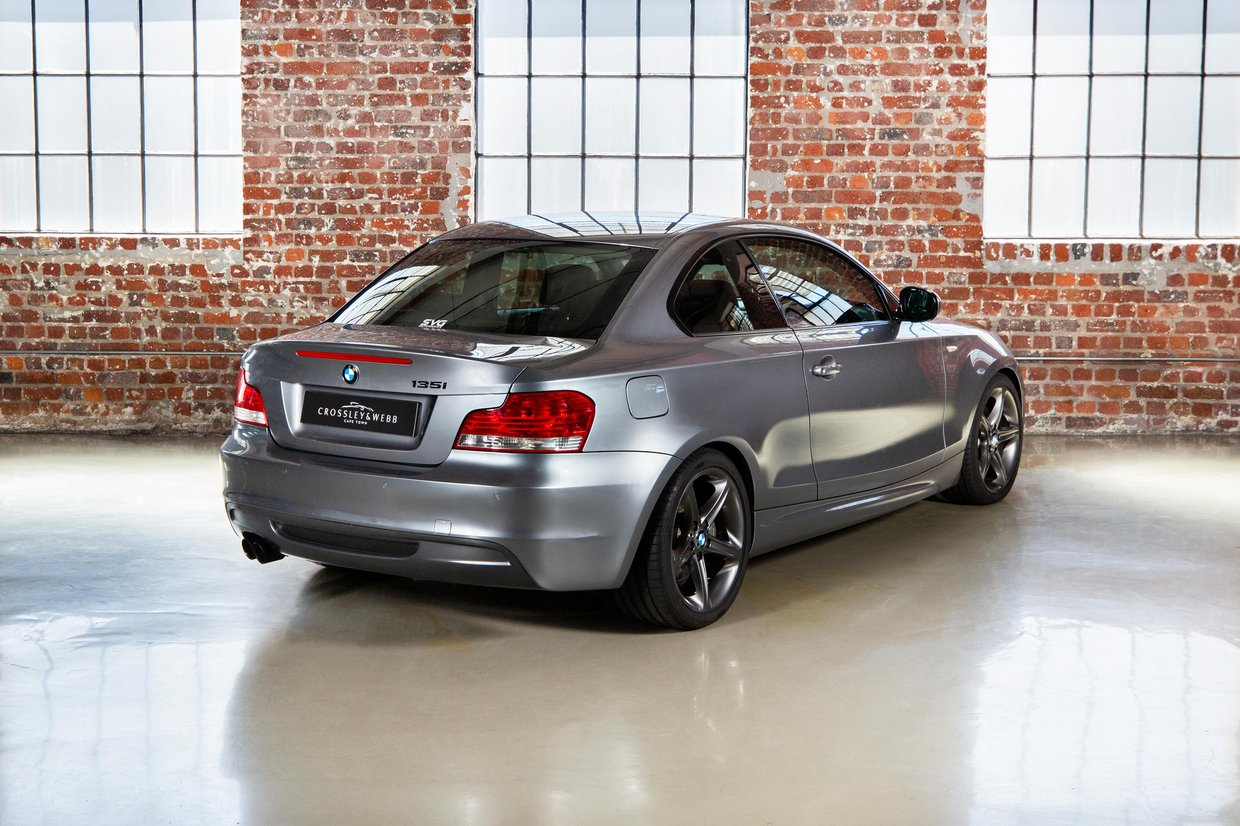 BMW 135i - DCT gearbox