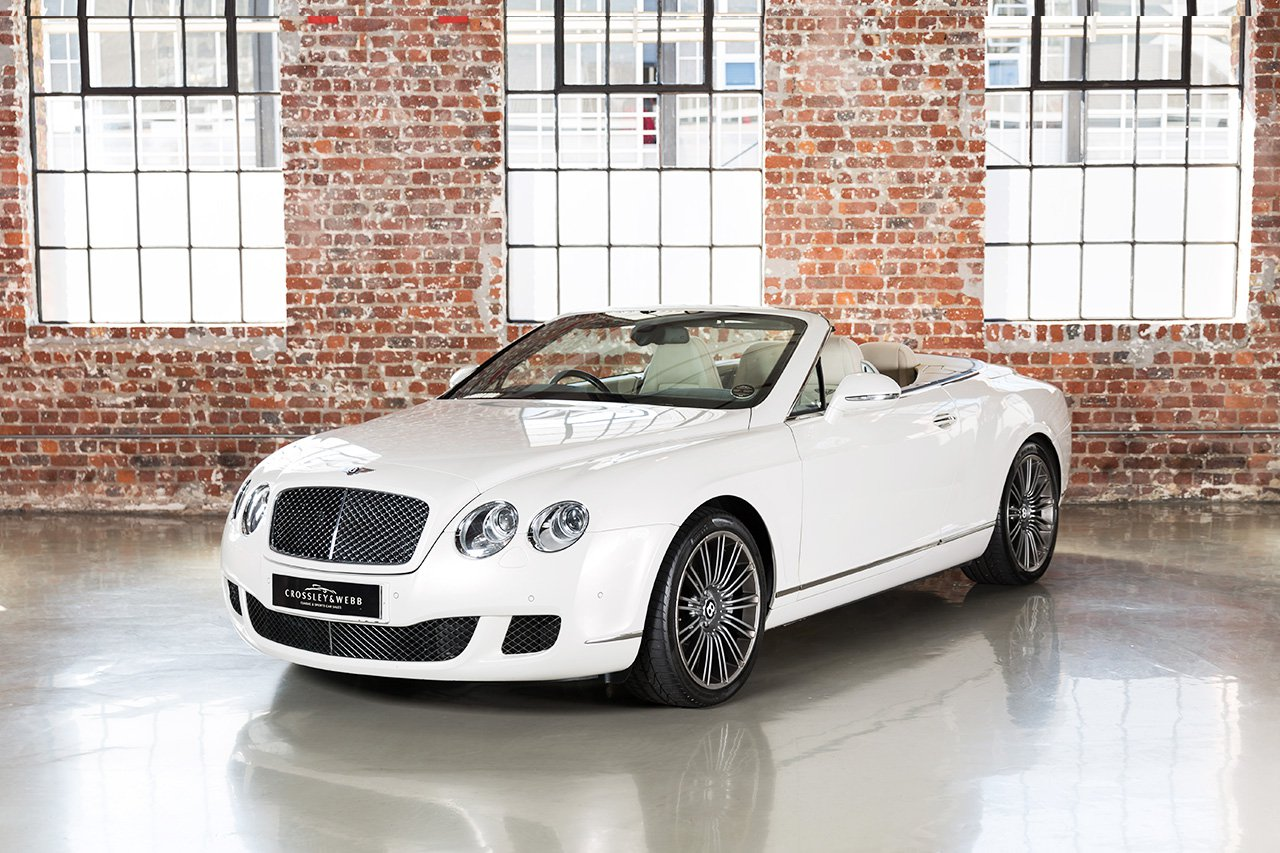 Bentley Continental GTC Speed - 24000Km