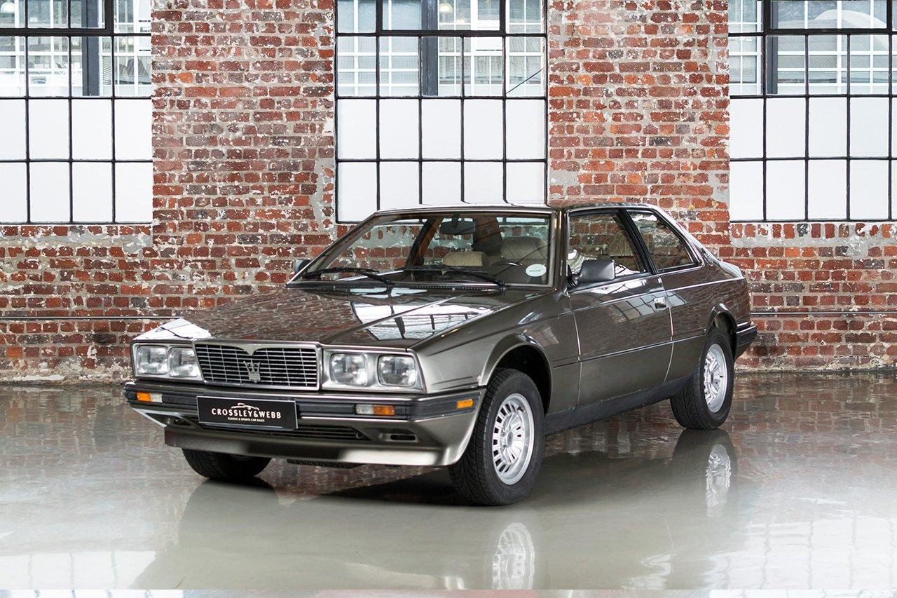Maserati BITURBO - 85950Km
