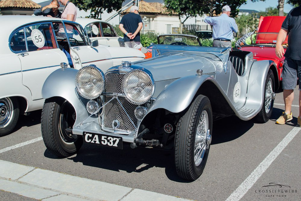 The Century Classic Car Run