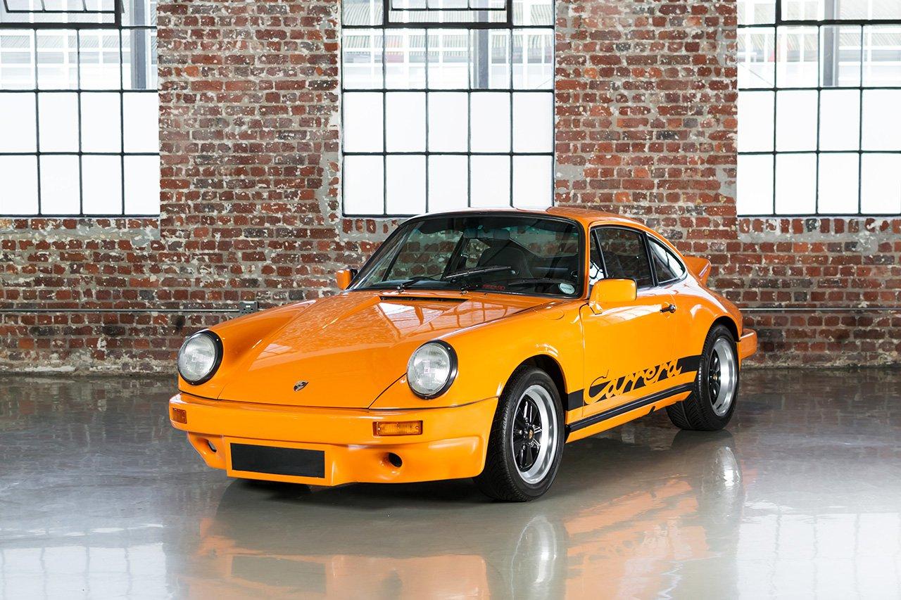 Porsche 911 Carrera 2.7L
