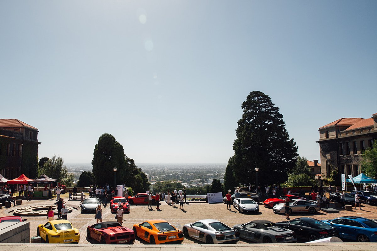 Cars And Coffee Cape Town Dec '17