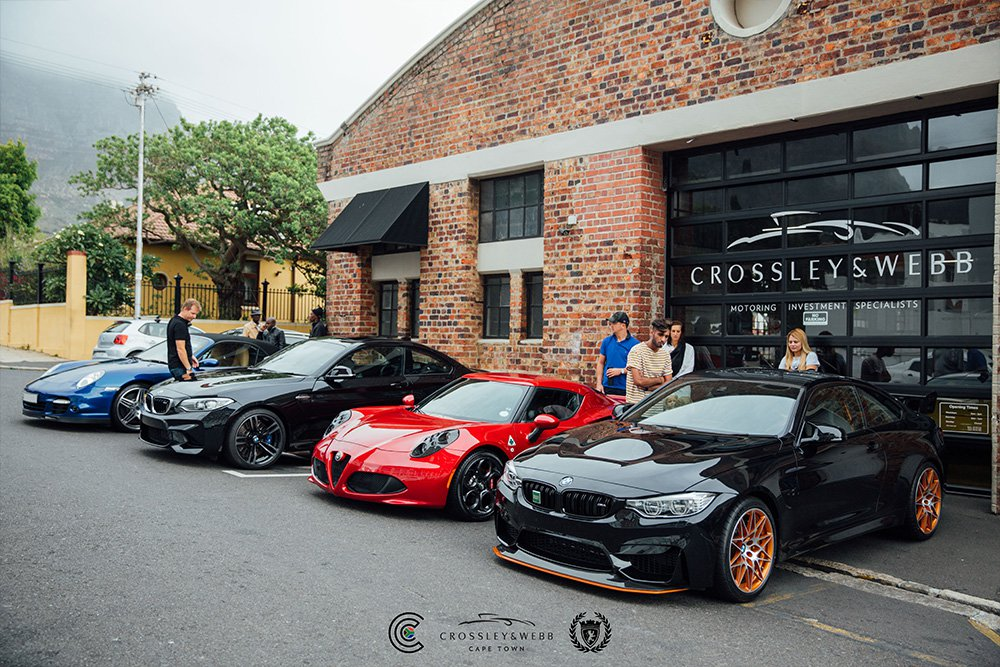 Cars & Coffee Cape Town March '17