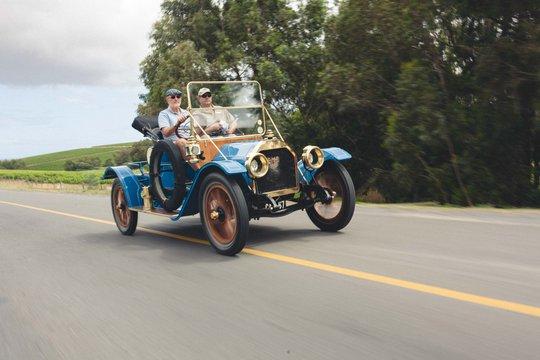 The Century Classic Car Run