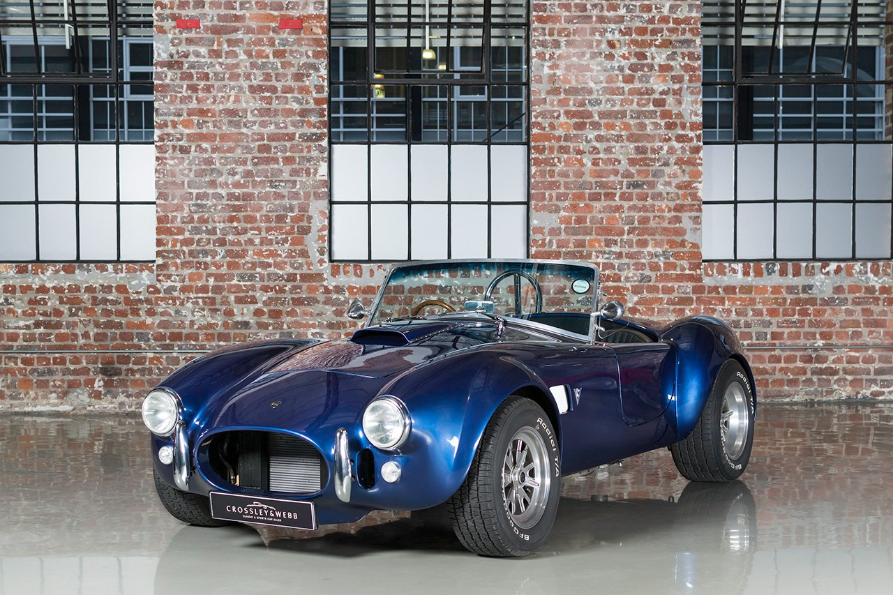 Backdraft Cobra V12