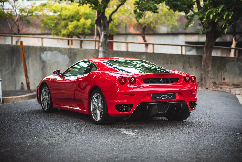 Ferrari F430 manual