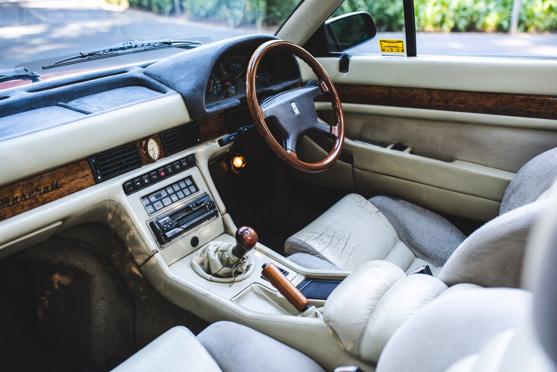Maserati Zagato Spyder