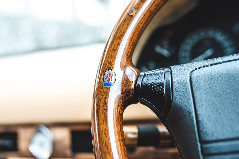 Maserati Quattroporte Fourth Edition