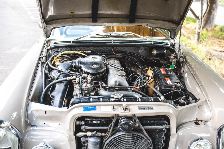 Mercedes Benz 280s