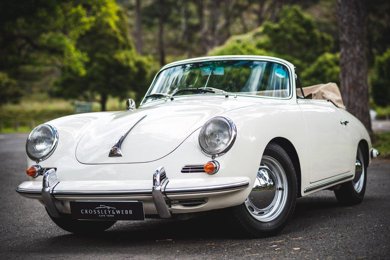 Porsche 356 B T6