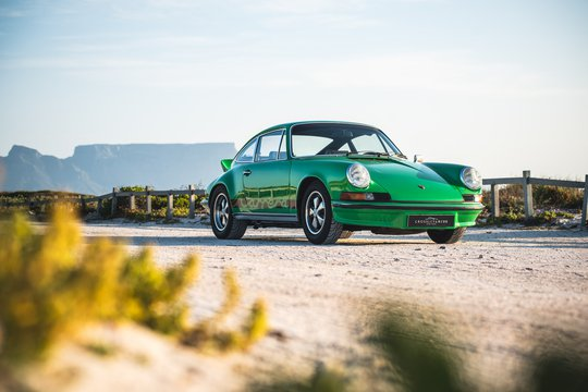 Porsche 911 - with original RS engine