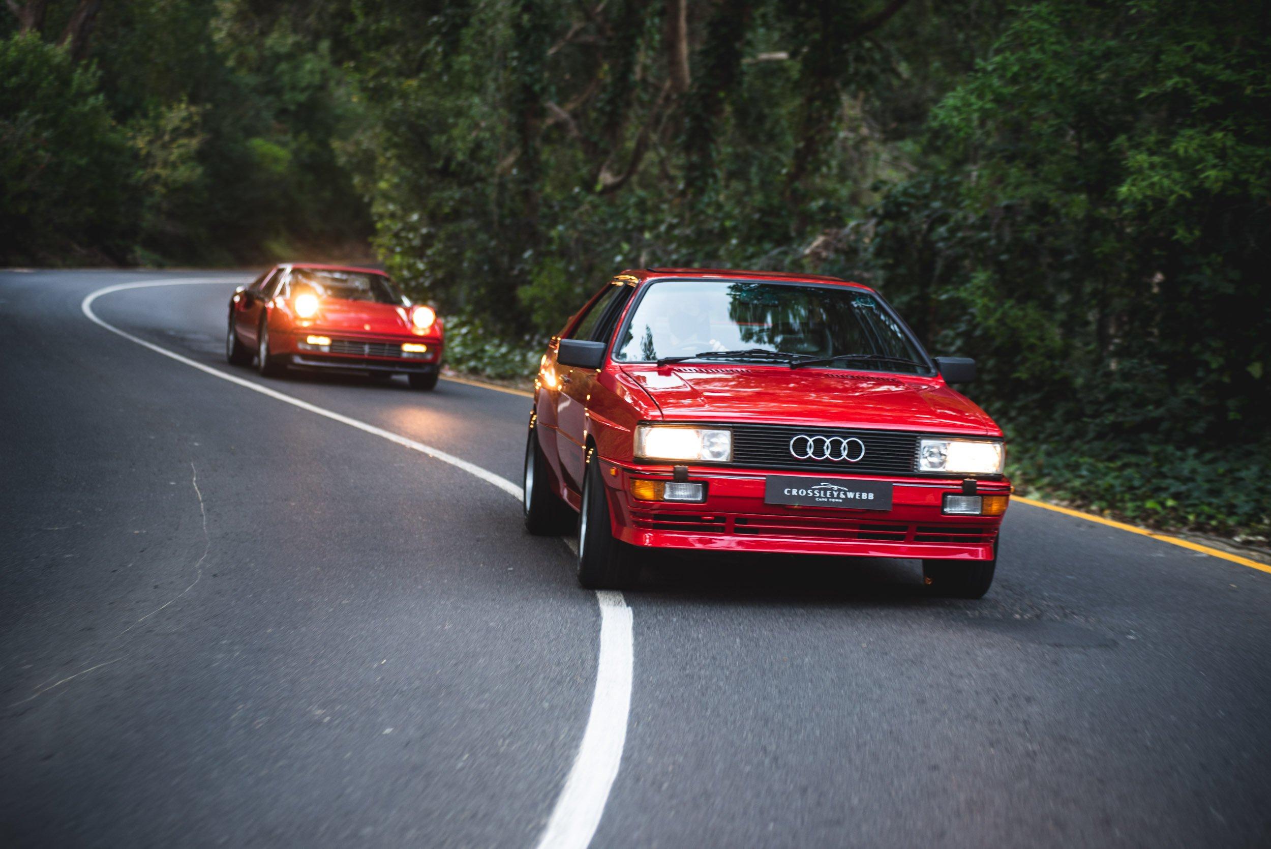 European Classics, Modern Classics & Supercars