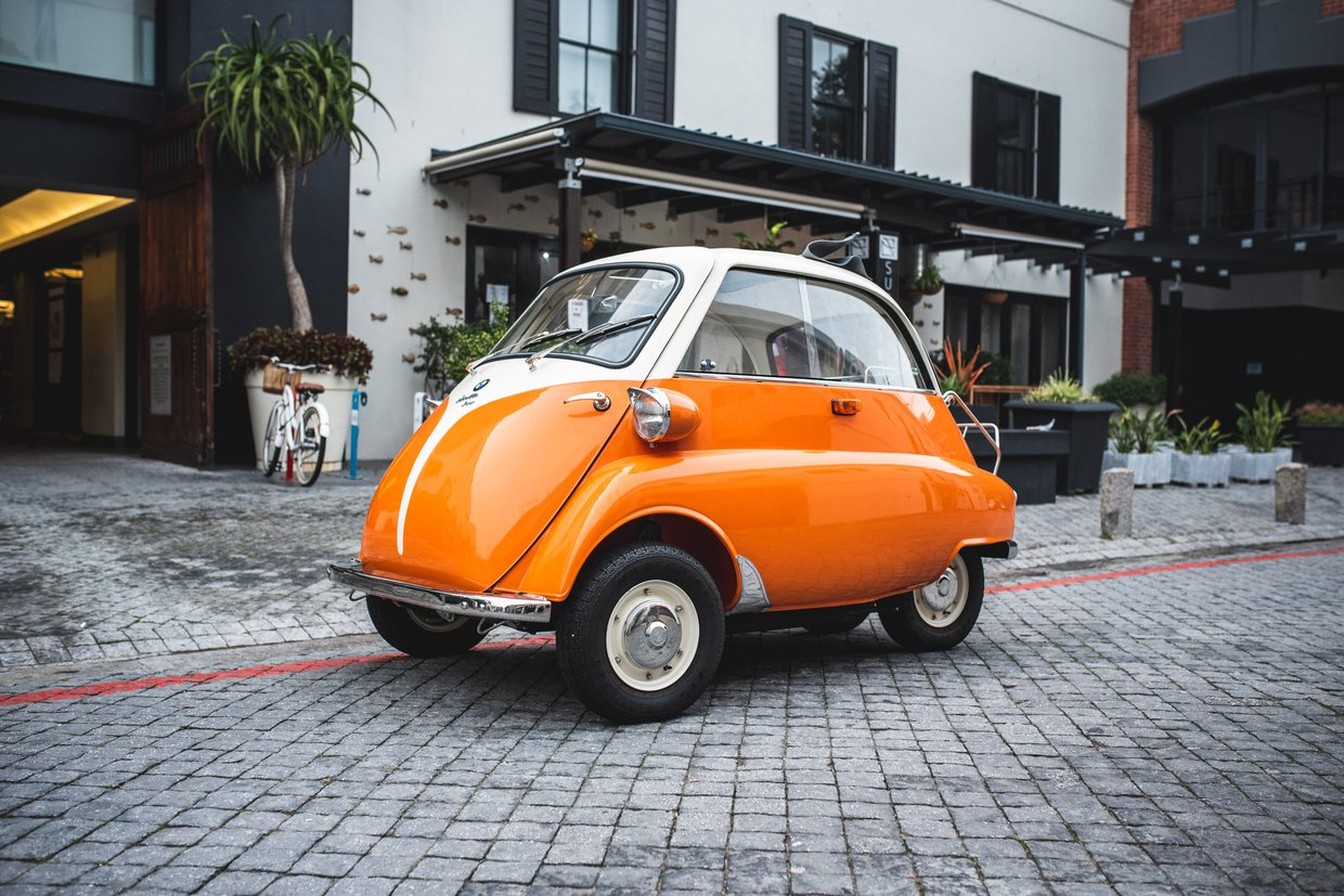 BMW Isetta 300 Export