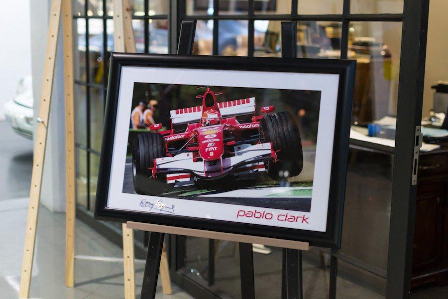 """Rory Byrne - Ferrari F1 Racecar Designer """"Storytellers"""" Evening"""