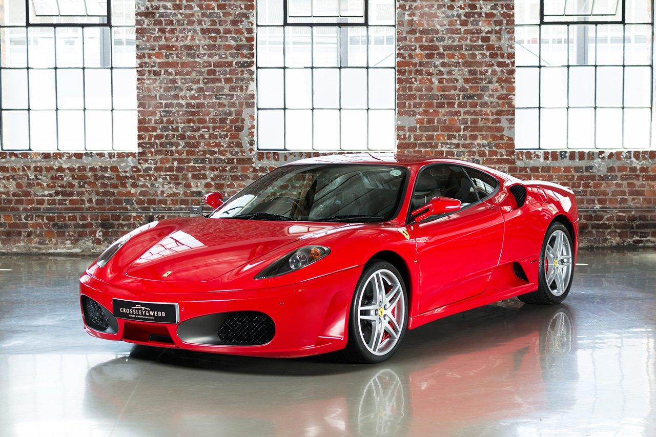 Ferrari F430 F1 - 7042Km