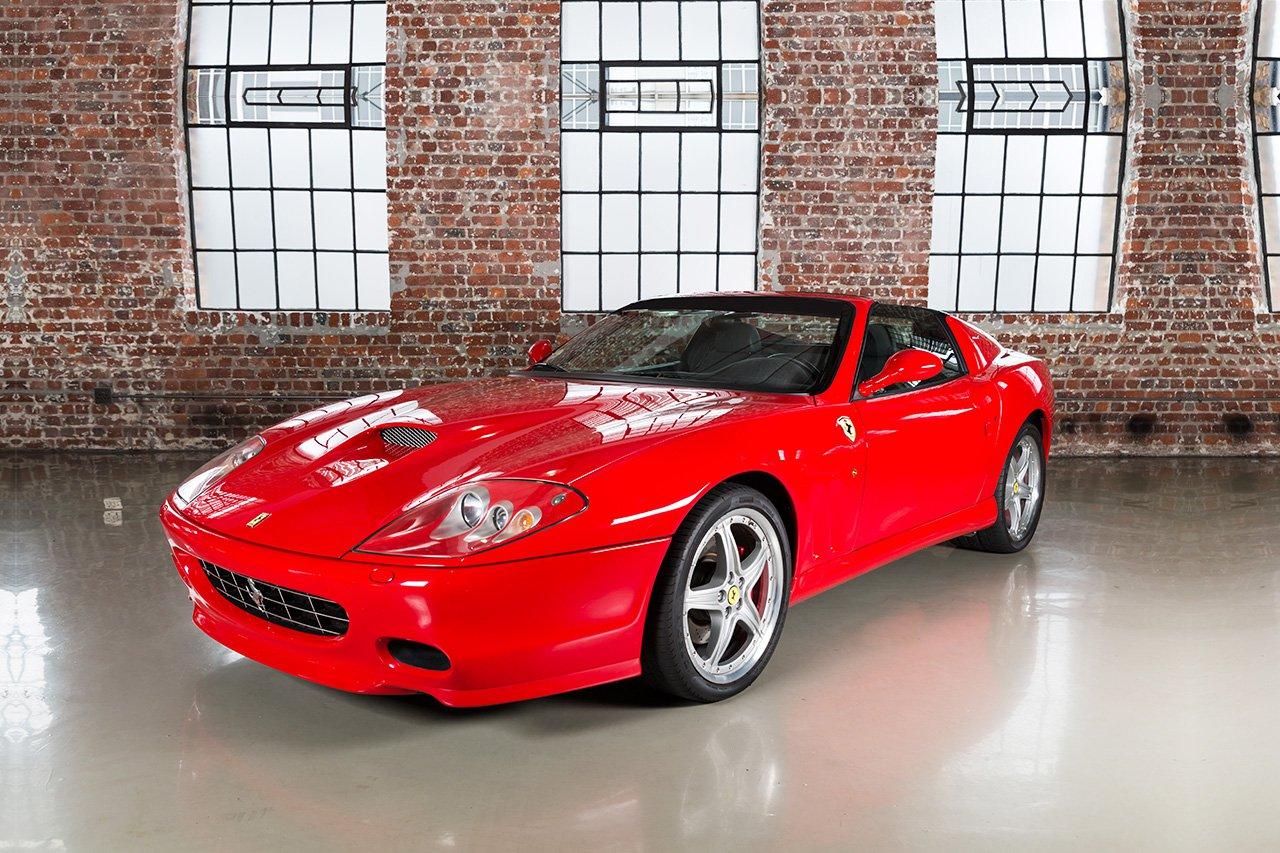 Ferrari 575M Super America