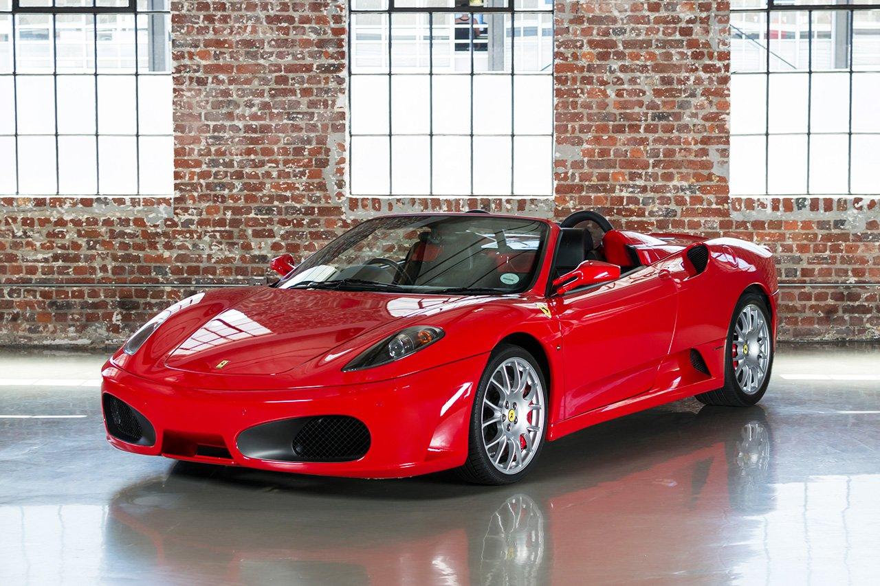 Ferrari F430 Spider F1 - 22100Km