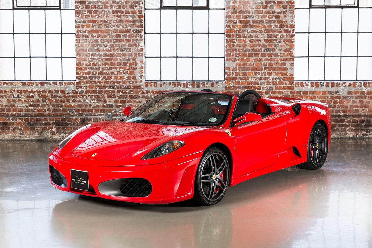 Ferrari F430 Spider F1 - 16600 Km