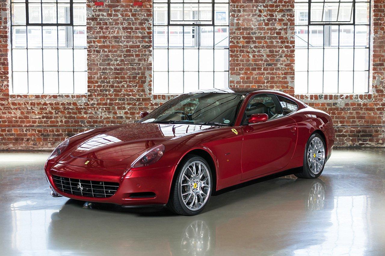 Ferrari 612 Scaglietti OTO Spec