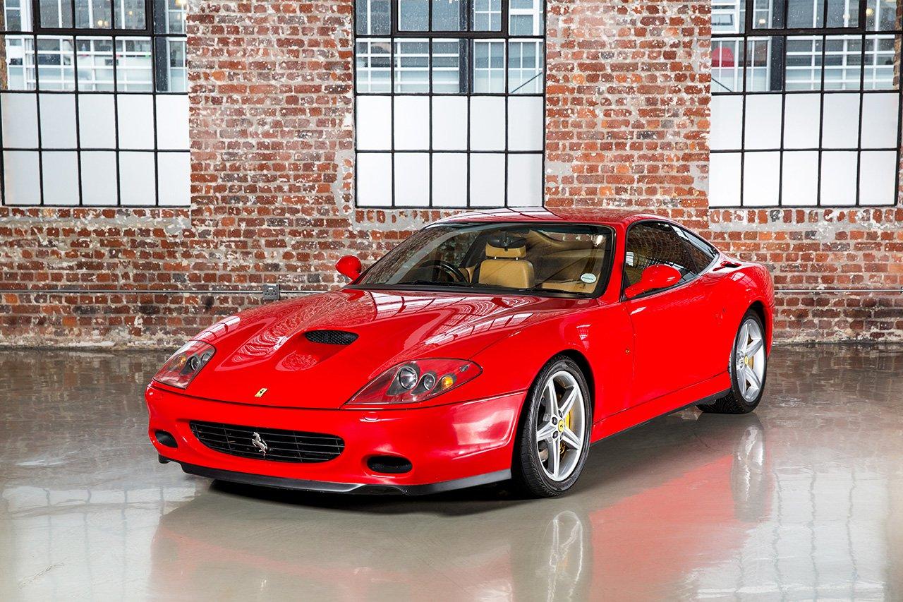 Ferrari 575M Maranello - 63000Km