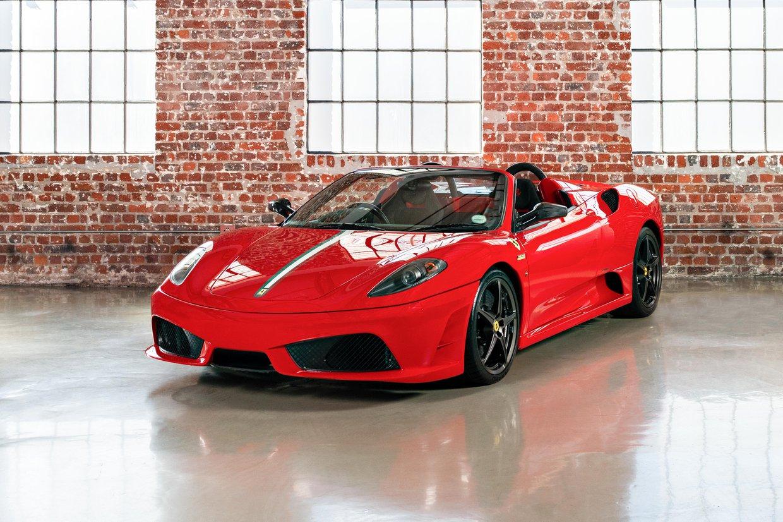 Ferrari  430 Scuderia Spider 16M