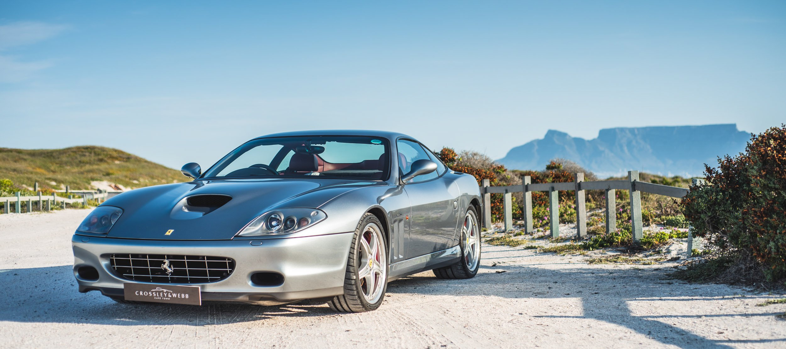 Ferrari 575M - 6 speed manual
