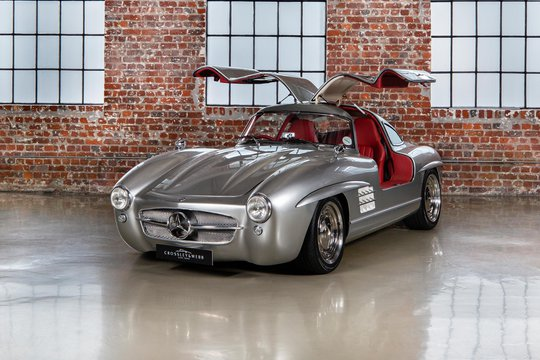 New arrival: Gullwing Tribute