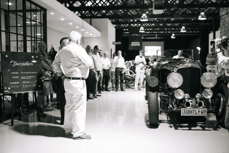 "Pre War Cars ""Storytellers"" Evening"