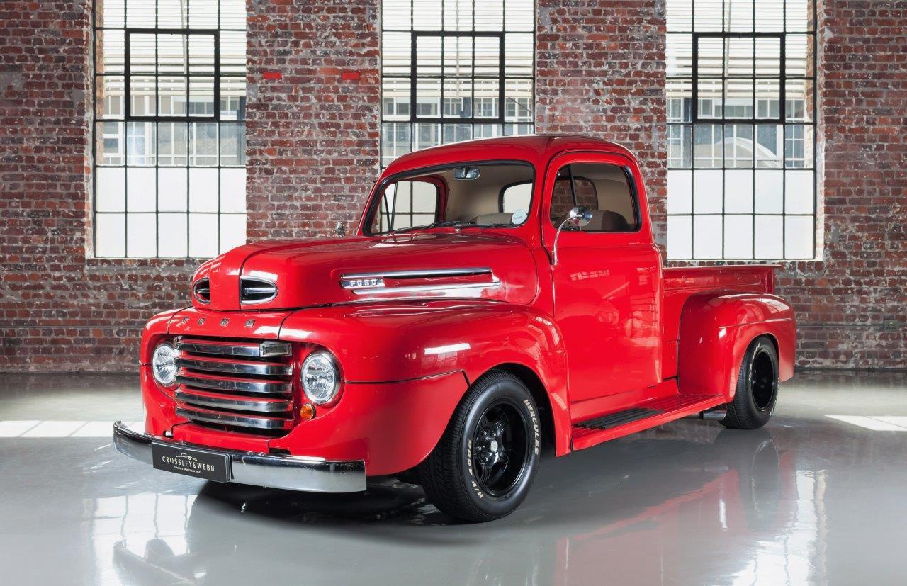 Ford F1 Truck
