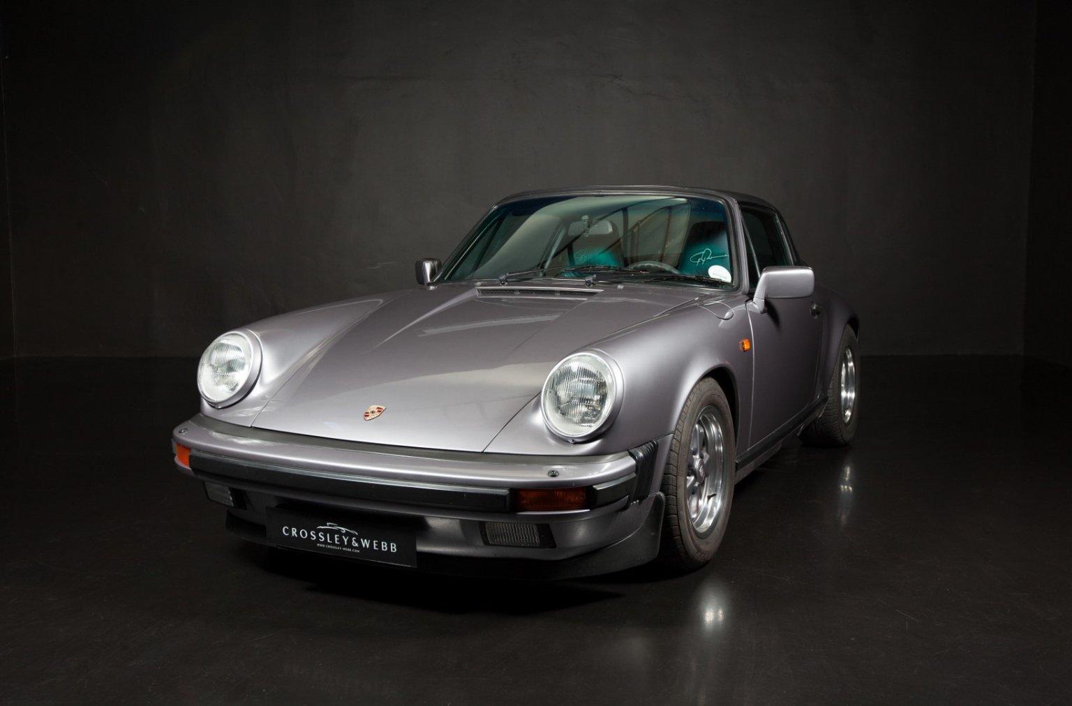Porsche 911 Carrera Targa Jubilaum