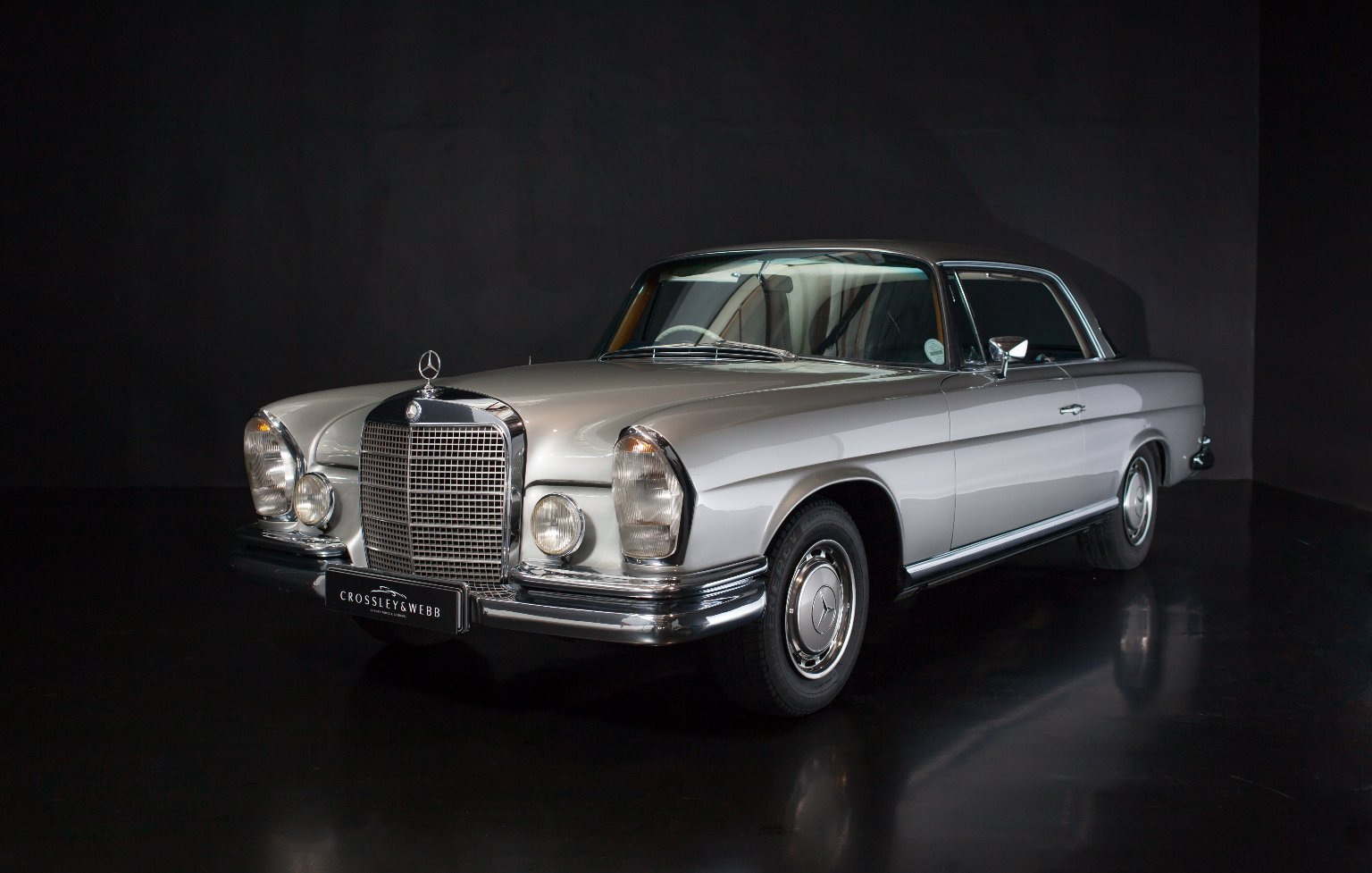 Mercedes 280SE Coupe Automatic