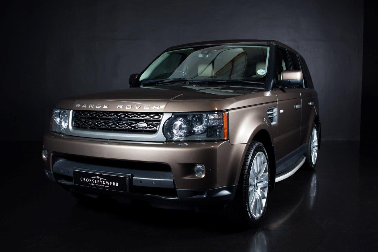 Range Rover Sport HSE Luxury TDV6