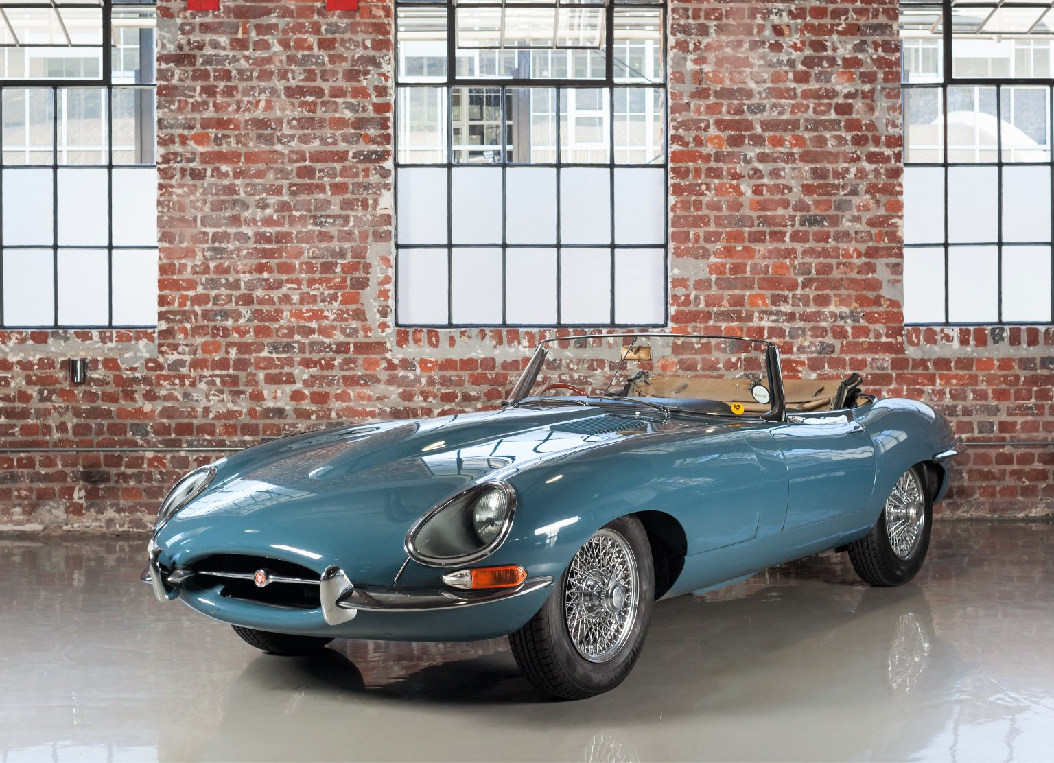 Jaguar E Type Series 1 Roadster 3.8
