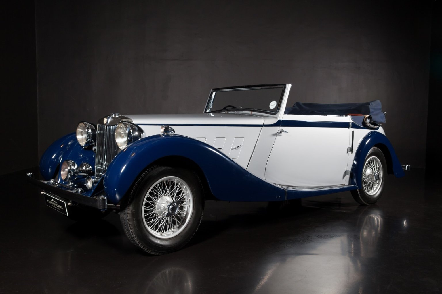MG SA Tickford Drophead By Salmon & Sons
