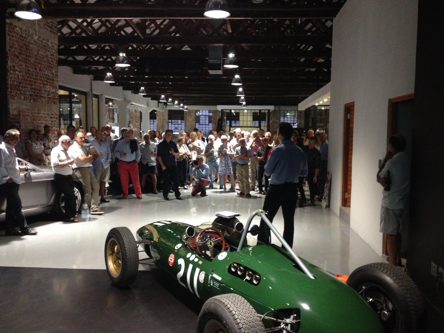 David Piper Historic Single Seater Event