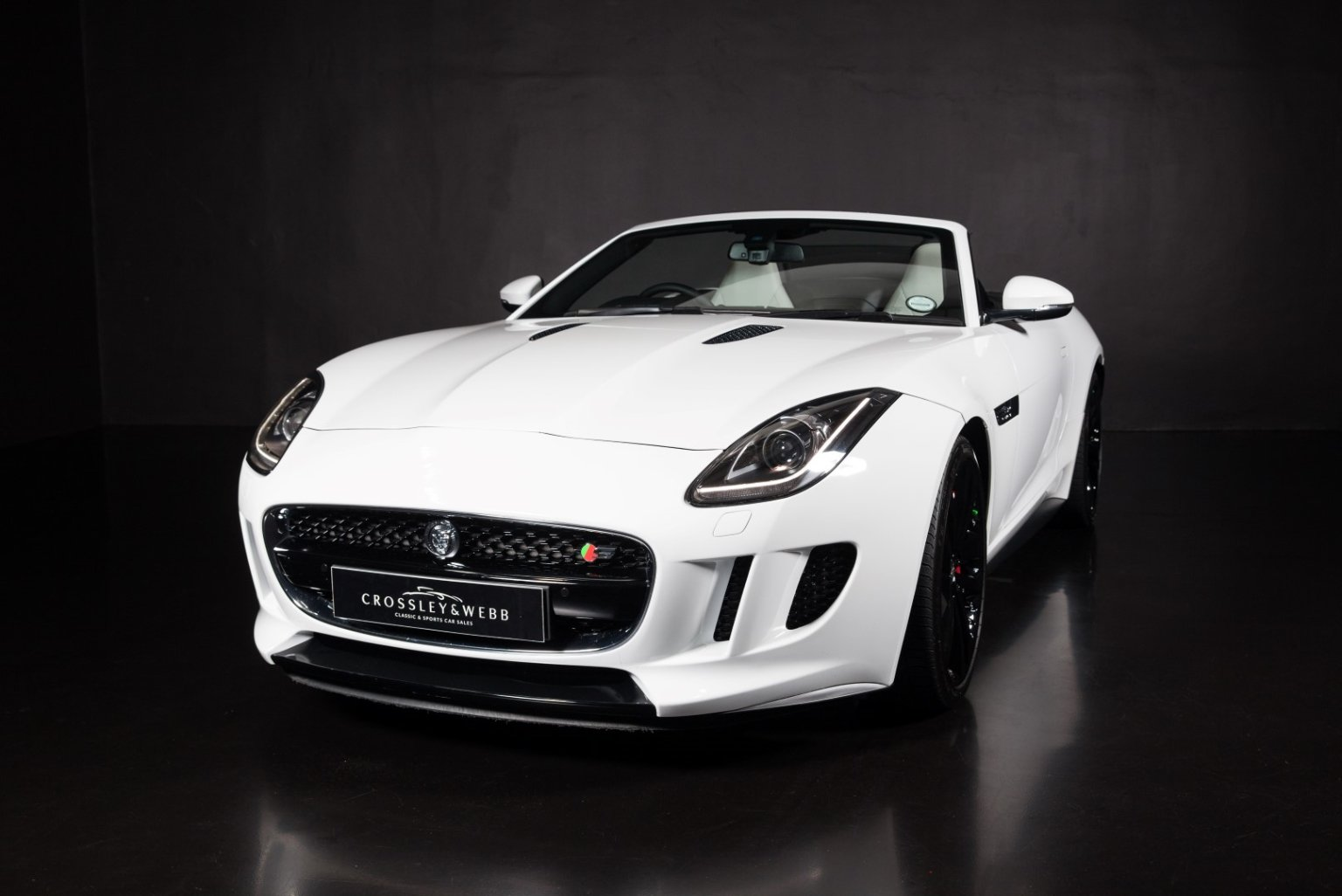 Jaguar F Type V6 S Convertible
