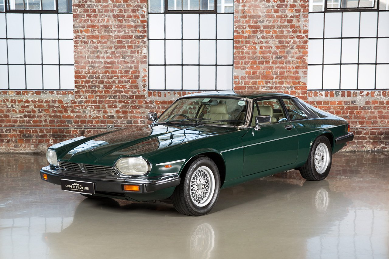 Jaguar XJS Coupe - Straight 6
