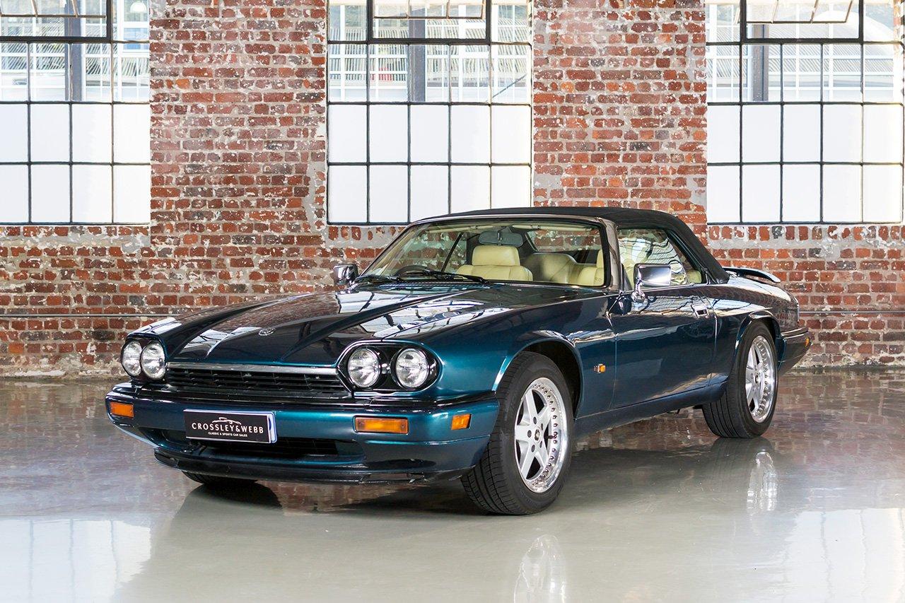 Jaguar XJS Convertible - 86932 Miles
