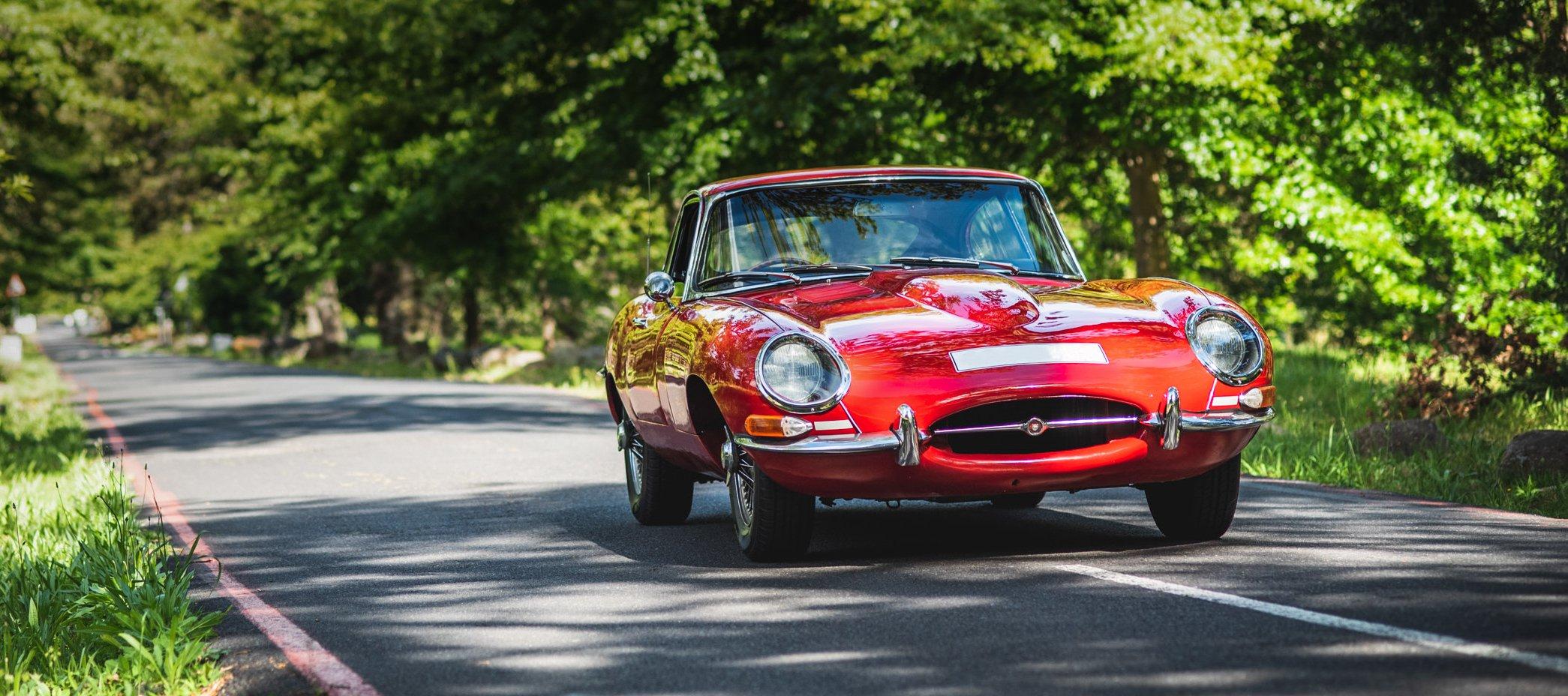 Jaguar E type - Series 1- 3.8l