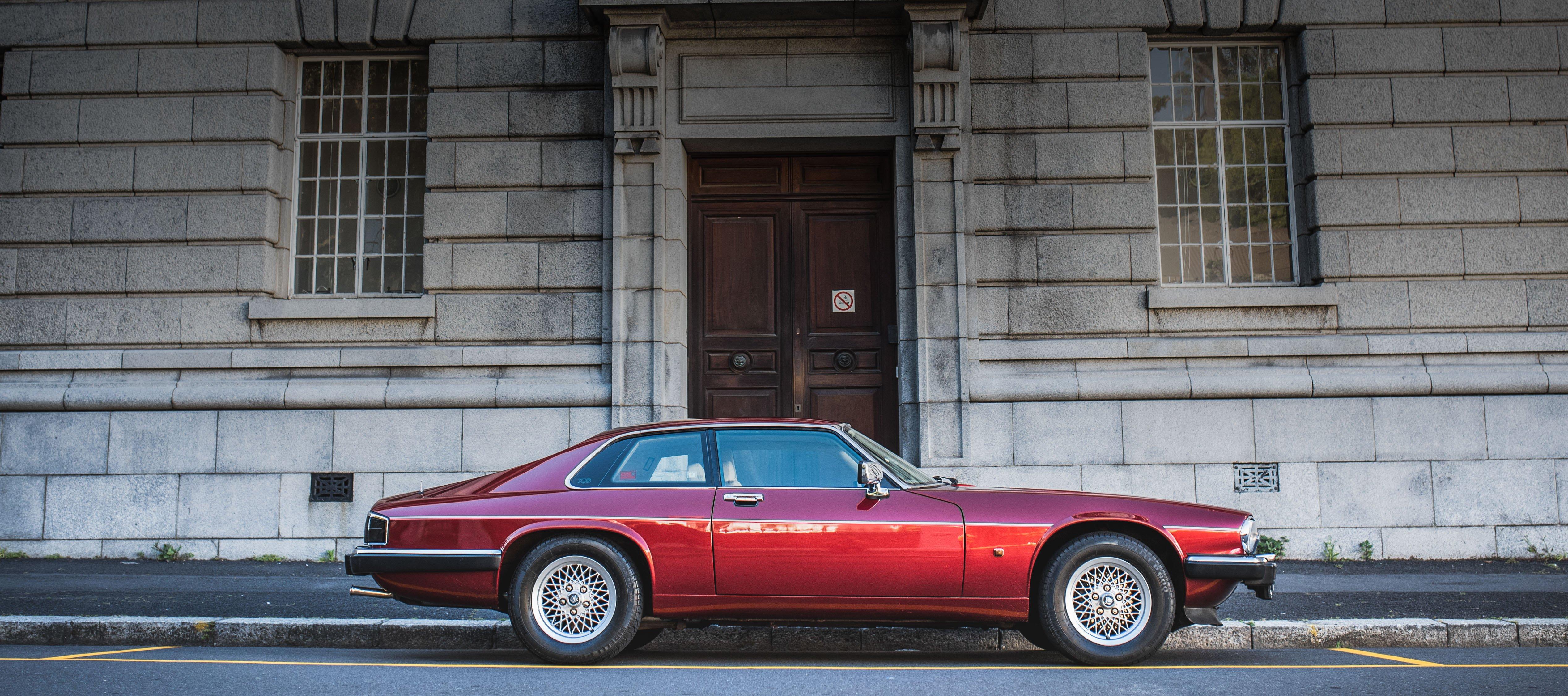 Jaguar XJS V12 Coupe