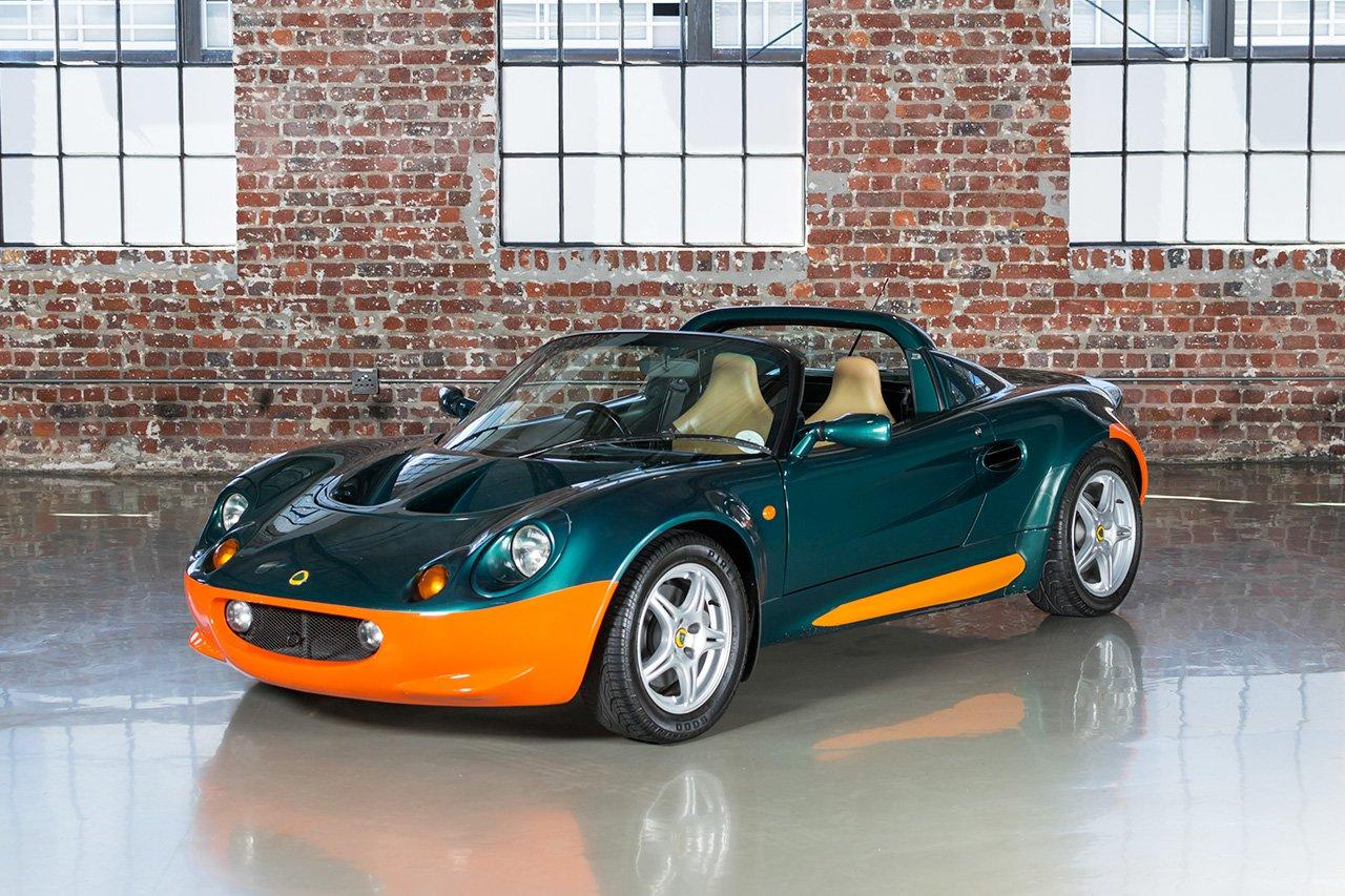 Lotus Elise Series 1 - 36865Km