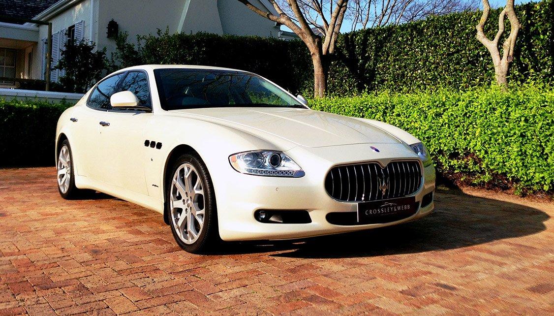Maserati Quattroporte S Automatic