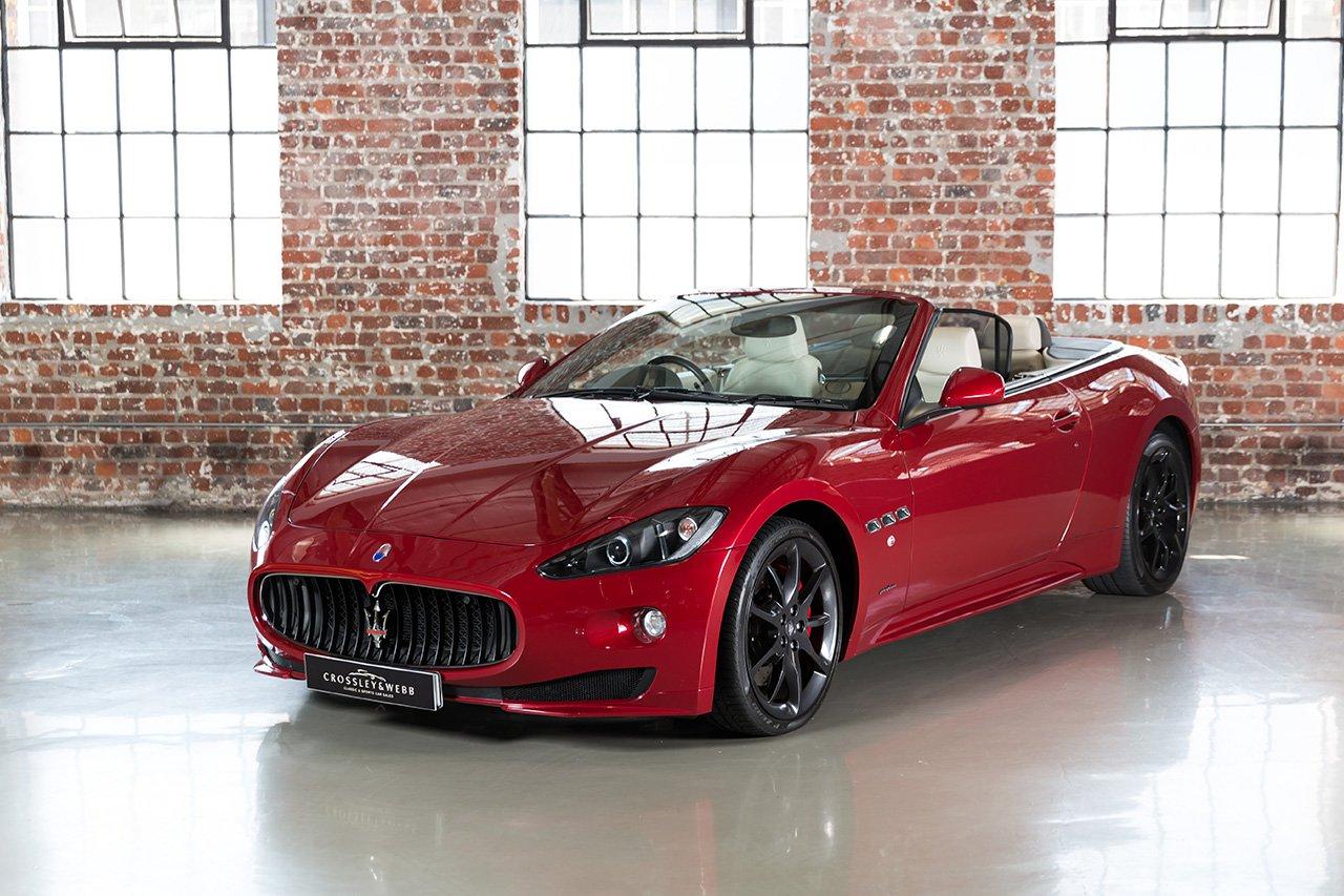 Maserati Grancabrio Sport - 14800Km