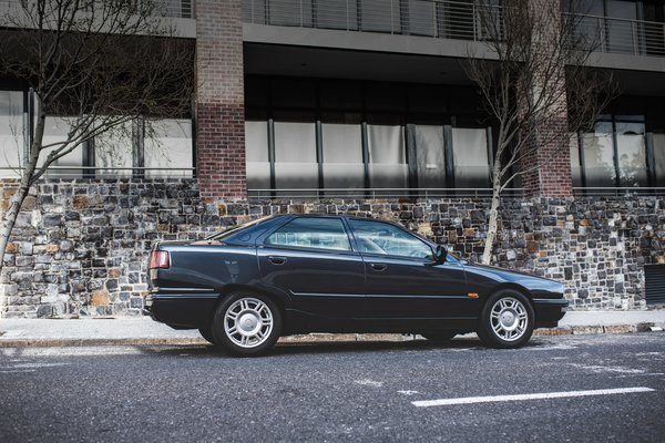 Maserati Quattroporte 4th Edition