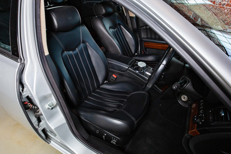 Maserati Quattroporte - ZF automatic