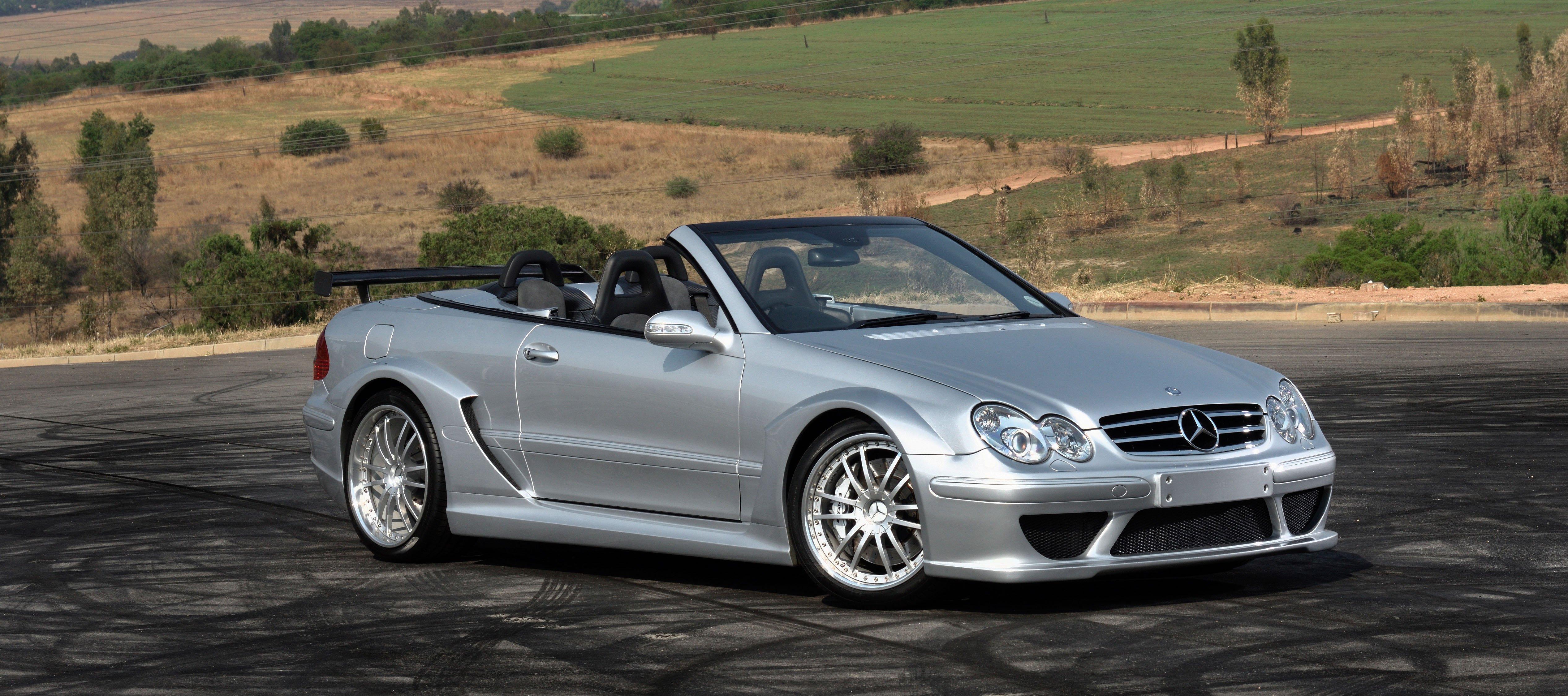 Mercedes Benz CLK DTM Convertible